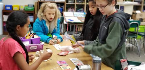 King Co. Green Schools visit